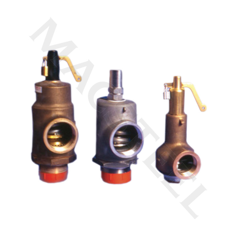 Safety Valves Amp Equipment Gresswell Safety Amp Relief