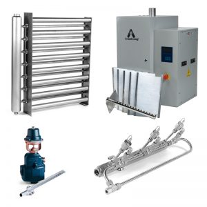 Armstrong Humidification Strategies and Macsteel.