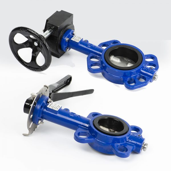 Macsteel's Butterfly Valves and Actuators.