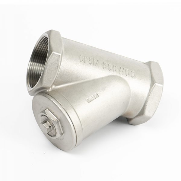 Macsteel's Cast Iron, Carbon Steel and Stainless Steel Strainers.